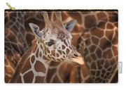 Giraffe - Camouflage Carry-all Pouch