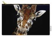 Giraffe Curiosity Carry-all Pouch