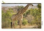 Giraffe Grazing Carry-all Pouch