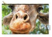 Giraffe Interest Carry-all Pouch