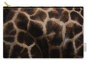 Giraffe Patterns  Carry-all Pouch