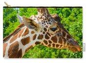 Giraffe Profile Carry-all Pouch
