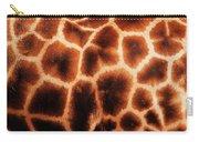 Giraffe Texture Carry-all Pouch