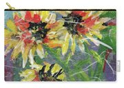 Girasoles Carry-all Pouch