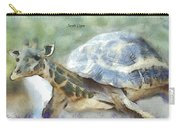Giraturtle Carry-all Pouch
