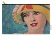 Girl From The Twenties Carry-all Pouch