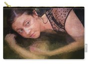 Girl In The Pool 13 Carry-all Pouch