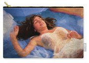 Girl In The Pool 5 Carry-all Pouch