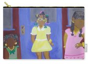 Girl's Dreaming Of Being Women Carry-all Pouch