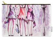 Girls Night Out Carry-all Pouch