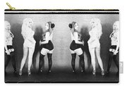 Girls On The Wall Carry-all Pouch