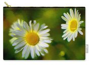Give Me Daisy In Color Carry-all Pouch