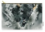 Give Thanks Colorado Watercolor Carry-all Pouch