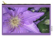 Giving Love Carry-all Pouch
