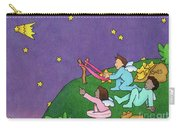 Giving Wishes Wings Carry-all Pouch by Sarah Batalka