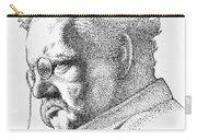 Gk Chesterton Carry-all Pouch