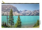 Glacial Colors Carry-all Pouch