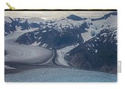 Glacial Curves Carry-all Pouch