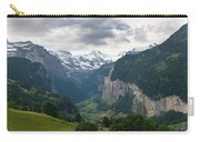 Glacial Valley Carry-all Pouch