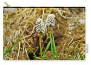 Glacial Wildflowers Carry-all Pouch