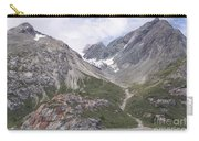 Glaciated Valley Carry-all Pouch