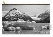 Glacier Bw Porter Alaska Carry-all Pouch