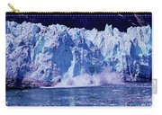 Glacier - Calving - Reflection Carry-all Pouch