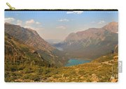 Glacier Chain Of Lakes Carry-all Pouch