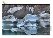 Glacier Iceberg Reflections Carry-all Pouch