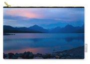 Glacier - Lake Mcdonald Dawn Carry-all Pouch