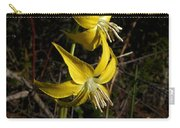 Glacier Lily 2 Carry-all Pouch