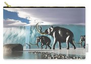 Glacier Mammoths Carry-all Pouch