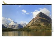 Glacier National Park Mountains Carry-all Pouch