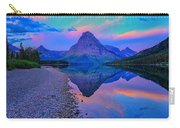 Glacier National Park Poster Carry-all Pouch