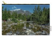 Glacier National Park-st Mary's River Carry-all Pouch