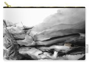 Glacier Nude Carry-all Pouch by Wayne King