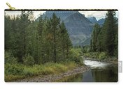 Glacier - Swiftcurrent Creek Carry-all Pouch