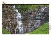 Glacier Waterfalls Carry-all Pouch