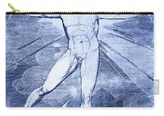 Glad Day By William Blake Carry-all Pouch