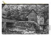Glade Creek Grist Mill 2 Bw Carry-all Pouch