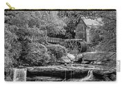 Glade Creek Grist Mill 3 Bw Carry-all Pouch