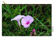Glades Morning Glory Carry-all Pouch