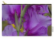 Gladiolus Rear View Carry-all Pouch