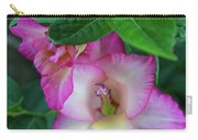 Gladys Blooms In A Blueberry Bush Carry-all Pouch