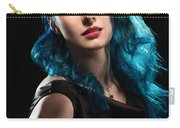 Glamorous Hollywood Style Woman Carry-all Pouch