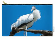 Glamorous Wood Stork Carry-all Pouch