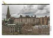 Glasgow Cathedral And Victoria Infirmary Carry-all Pouch