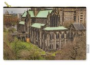 Glasgow Cathedral From The Necropolis Carry-all Pouch