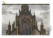 Glasgow Cathedral Front Entrance Carry-all Pouch
