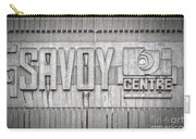 Glasgow Savoy Centre Carry-all Pouch
